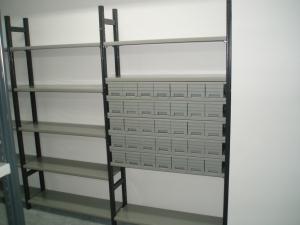 Склад на фирма Марвена, 2006 г.