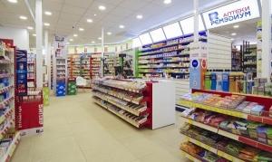 Обект Аптека Ремедиум 11, Студентски град, София, доставено аптечно обзавеждане