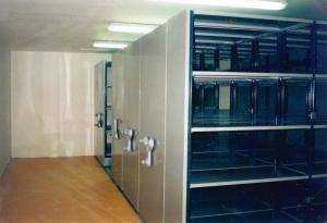 Подвижна складова система монтирана от фирма Селект в хотел Хилтън София